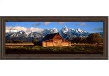 1459  Alma Moulton Barn
