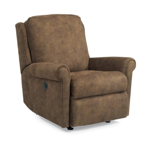 Macy Fabric Power Recliner