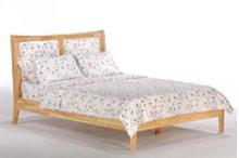 Chameleon Bed in Natural Finish