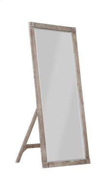 Standing Mirror- Natural Finish