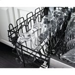 """Jenn-Air Panel-Ready 24"""" Built-In Trifecta Dishwasher, 38dba"""