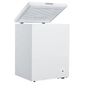 Avanti5.0 Cu. Ft. Chest Freezer - White