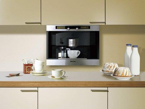 MIELE CVA 2000 Series Capsule-Driven Coffee System