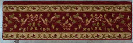 Ashton House Ribbon Trellis A01b Burgu-b 12''