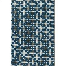 Blue / Ivory Rug
