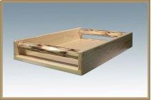 Montana Log Serving Tray