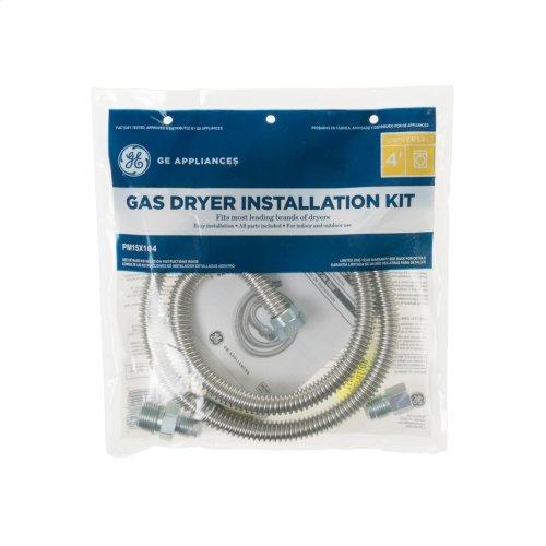 "48"" Universal Gas Dryer Install Kit"