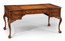 George II Walnut Desk