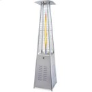 SKYFire Bellagio Patio Torch with Tall Flame , Stainless Steel , Propane Product Image