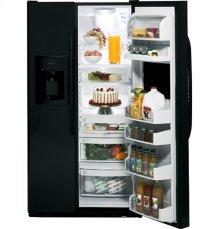 GE® 25.9 Cu. Ft. Side-By-Side Refrigerator with Dispenser