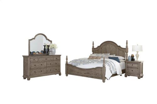 Mirror for Poster Bed