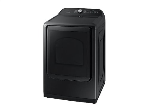 DV5400 7.4 cu. ft. Electric Dryer with Steam Sanitize+ in Black Stainless Steel