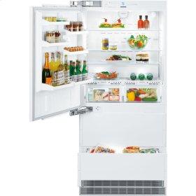 """36"""" w/biofresh Bottom Mount Ref/Freezer Largedoor LH"""
