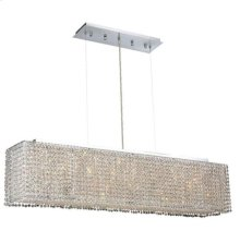 1291 Moda Collection Hanging Fixture Chrome Finish
