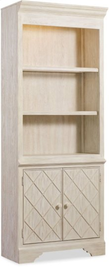 Sunset Point Bunching Bookcase