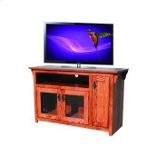 "O-M237 Mission Oak 48"" TV Console"