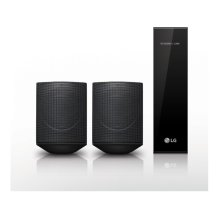 2.0 ch Sound Bar Wireless Rear Speaker Kit