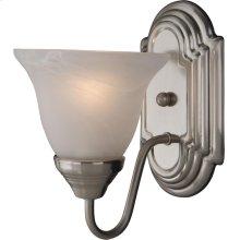 Essentials 1-Light Wall Sconce