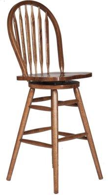"30"" Arrowback Barstool"