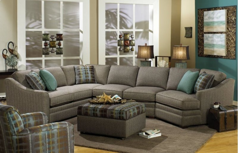 F9431SECT in by Craftmaster Furniture in Milan, OH - Craftmaster ...