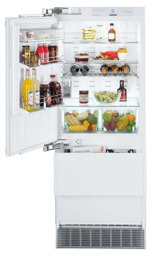 """Liebherr30"""" Combined Refrigerator-Freezer With Nofrost For Integrated Use"""