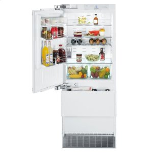 "Liebherr30"" Combined refrigerator-freezer with NoFrost for integrated use"