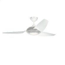 Voya Collection 60 Inch Voya Fan WHT