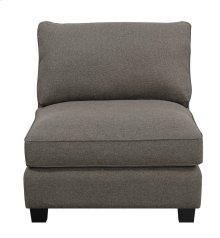 Emerald Home Arlington Armless Chair Dark Brown U4172-15-05