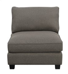 Emerald Home Arlington Armless Chair Dark Brown U4172-15-05