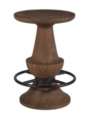 Pedestal Counter Stool Product Image