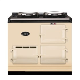 Cream 2-Oven AGA Cooker (electric) Electric fuelled cast-iron cooker