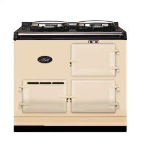 Cream 2-Oven AGA Cooker (gas) Cast-iron range cooker