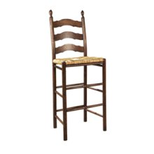 Ladderback Counter and Barstool