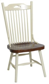 Windswept Farmhouse Side Chair