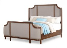 Sterling Queen Upholstered Panel Bed