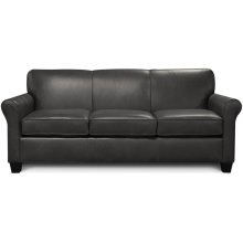 Otto Leather Queen Sleeper