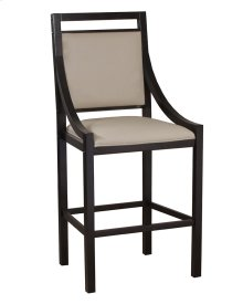 Big and Tall Contemporary Barstool