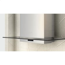"36"" Surface Wall Hood, 3 Speed Levels, BODY ONLY"