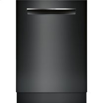 "24"" Pocket Handle Dishwasher 500 Series- Black"