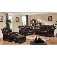 2080 Howard Loveseat Ileather 6101 Brown
