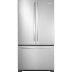 "Cabinet Depth French Door Refrigerator with Internal Dispenser, 72""(h)"