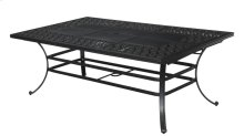 Emerald Home Versailles Outdoor Extension Umbrella Table-onyx Cast Aluminum-od1045-10