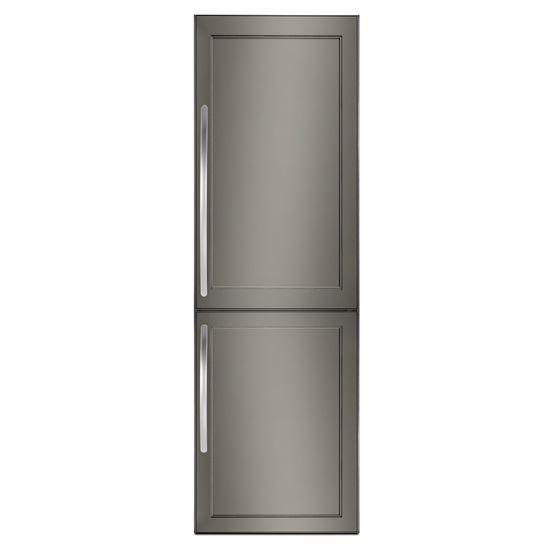 "KitchenAid(R) 10 Cu. Ft. 24"" Width Built-In Panel Ready Bottom Mount Refrigerator - Panel Ready  PANEL READY"