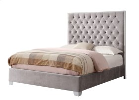 Lacey King Upholstered Bed