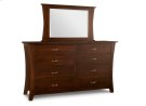 Yorkshire 8/Drawer Long Double Dresser Product Image