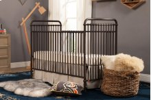 Vintage Iron Abigail 3-in-1 Convertible Crib