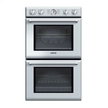 "30"" PROFESSIONAL SERIES STAINLESS STEEL DOUBLE OVEN WITH TRUE CONVECTION"