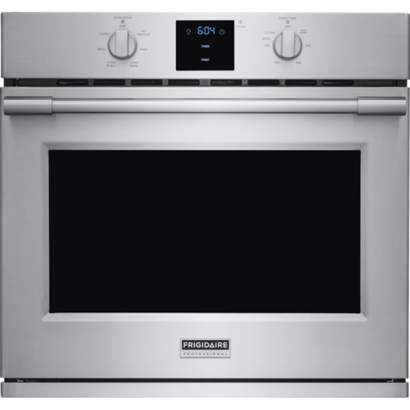 Professional 30'' Single Electric Wall Oven