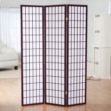 3 PANEL ROOM DIVIDER (CHERRY)
