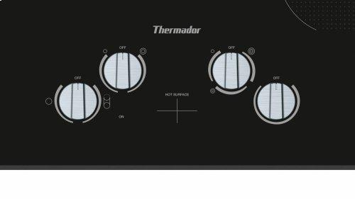 """30"""" Electric Cooktop,Knob Control,Fmls"""